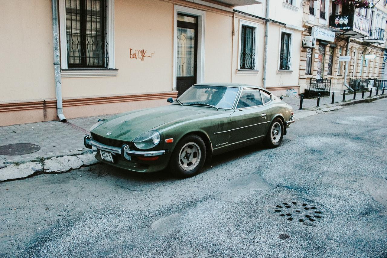 Old Looking Car
